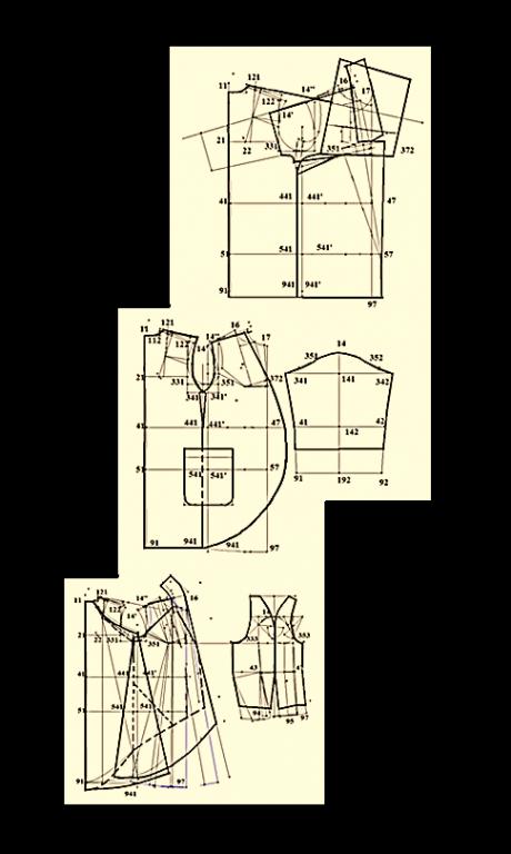 Резюме Дизайнер верхней одежды пальто в Краснодаре Мария  Буклет