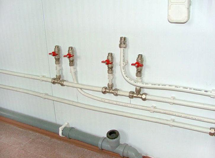 Как сделать отопление металлопластиковыми трубами